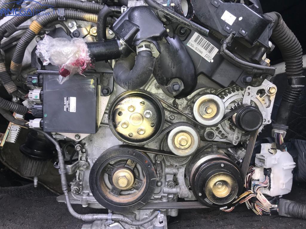 Двигатель на Lexus GS 3GR-FSE