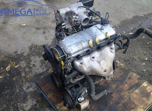 Двигатель на Mazda Demio B5