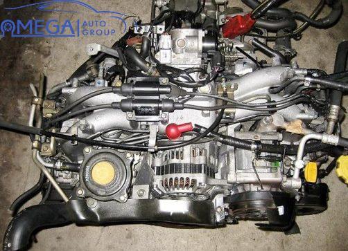 Двигатель на Subaru Impreza EJ201