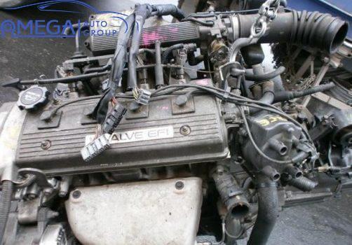 Двигатель на Toyota Sprinter 4A-FE