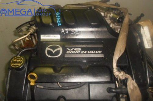 Двигатель на Mazda Tribute AJ