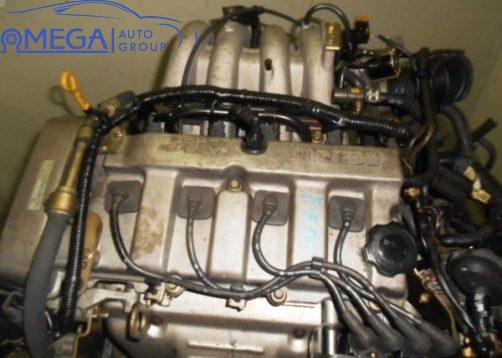 Двигатель на Mazda MPV FS
