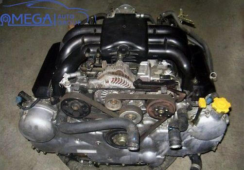 Двигатель на Subaru Legacy EZ30