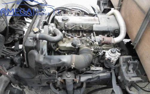 Двигатель на Isuzu N-Series 4HF1