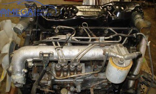 Двигатель на Mitsubishi Canter 4D34