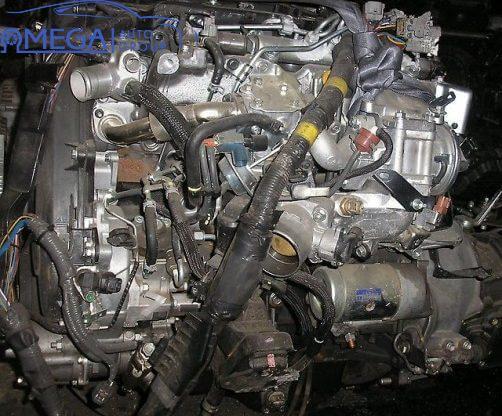 Двигатель на Toyota Hiace 1KD-FTV