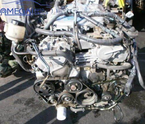 Двигатель на Infiniti G VQ35DE