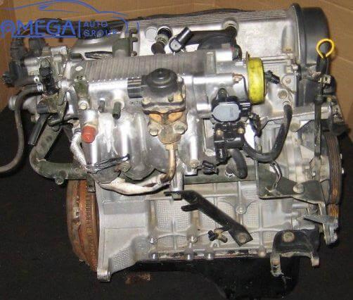 Двигатель на Suzuki Grand Vitara G16B