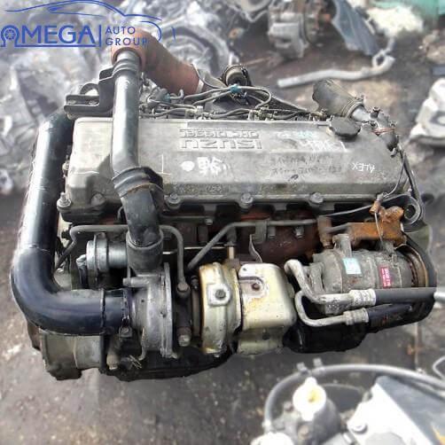 Двигатель на Isuzu N-Series 4HE1