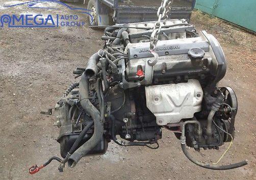 Двигатель на Mitsubishi Galant 6A12
