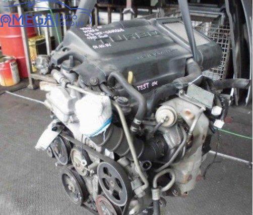 Двигатель на Daihatsu YRV K3-VE
