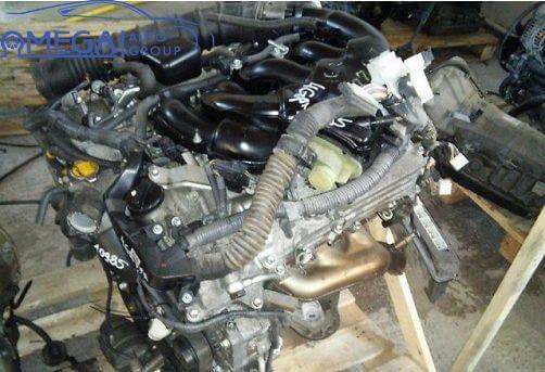 Двигатель на Toyota Mark X 4GR-FSE