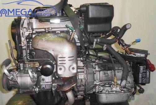 Двигатель на Daihatsu Move EJ-DE