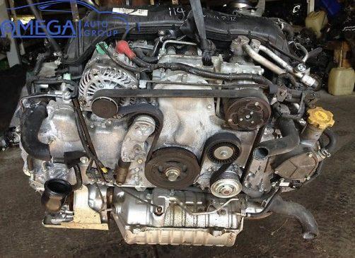 Двигатель на Subaru Forester EE20Z