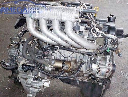 Двигатель на Suzuki Wagon R K10A