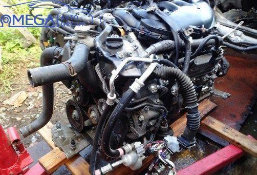 Двигатель на Lexus GS 2GR-FSE