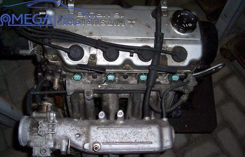 Двигатель на Mitsubishi Colt 4G92