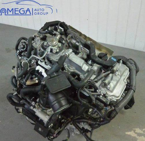Двигатель на Lexus GS 2AR-FSE
