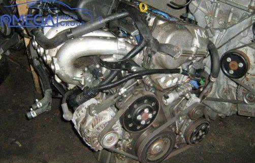 Двигатель на Suzuki Vitara M16A