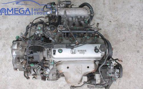Двигатель на Honda Accord F22