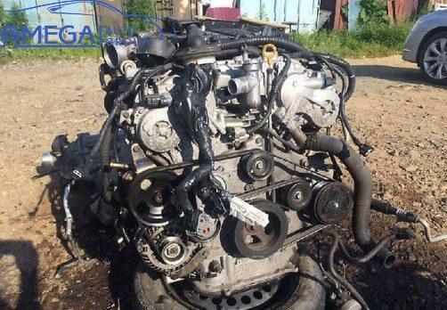 Двигатель на Infiniti G VQ35HR