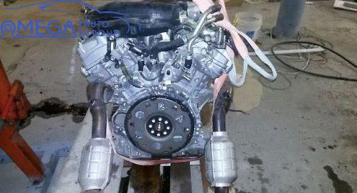 Двигатель на Toyota Mark X 3GR-FSE