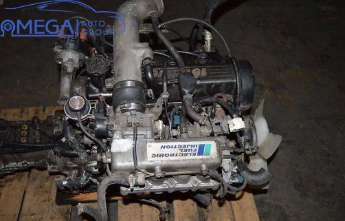 Двигатель на Suzuki Vitara G16A