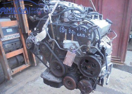 Двигатель на Mitsubishi Galant 6A13