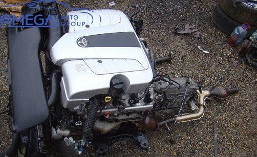 Двигатель на Toyota Crown 3UZ-FE