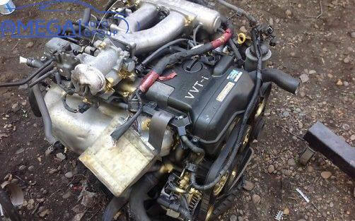 Двигатель на Toyota Crown 2JZ-GE