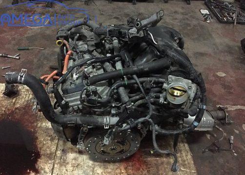 Двигатель на Lexus GS 2GR-FXE