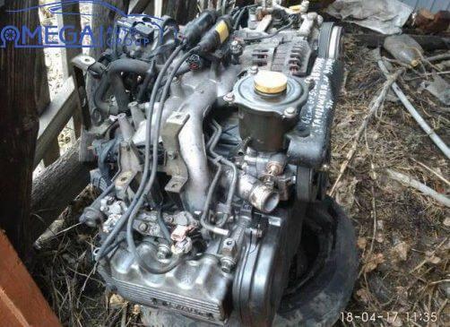 Двигатель на Subaru Legacy EJ18