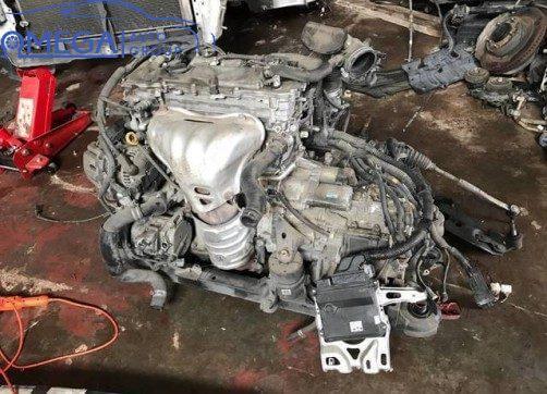 Двигатель на Lexus RX 1AR-FE