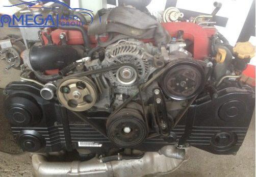 Двигатель на Subaru Impreza EJ257