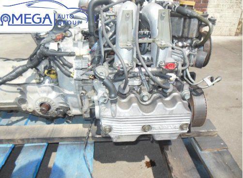 Двигатель на Subaru Legacy EJ22