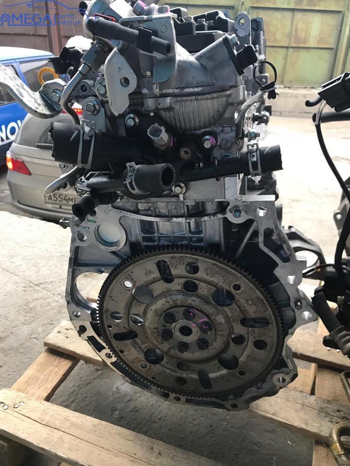 Двигатель на Nissan X-Trail MR20DD