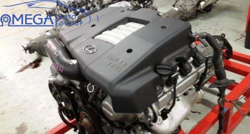 Двигатель на Lexus GS 1UZ-FE