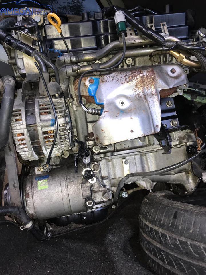 Двигатель на Nissan Teana VQ35DE