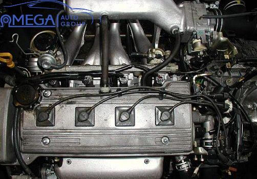Двигатель на Toyota Celica 7A-FE
