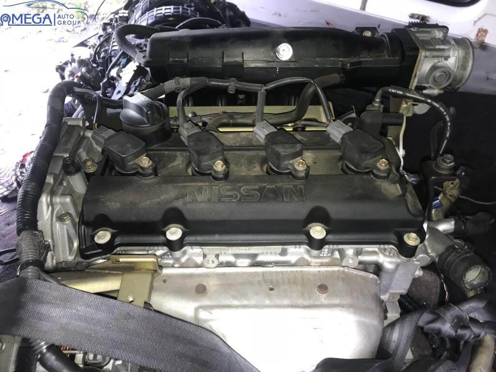 Двигатель на Nissan X-Trail QR25DE (T30)