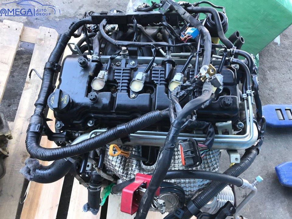 Двигатель на Suzuki Grand Vitara J24B