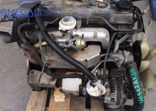 Двигатель на Mitsubishi Delica 4M40T
