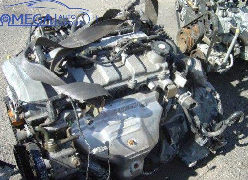 Двигатель на Mazda Premacy FP