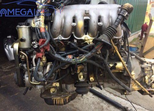 Двигатель на Toyota Supra 1JZ-GE