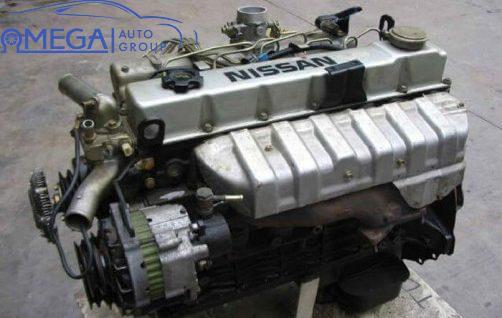 Двигатель на Nissan Patrol TD42