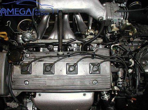 Двигатель на Toyota Carina 7A-FE