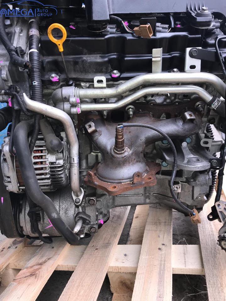 Двигатель на Nissan Teana VQ25DE