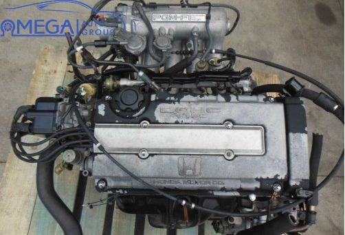 Двигатель на Honda Integra D16