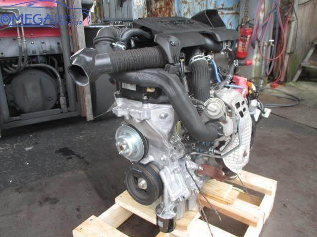 Двигатель на Daihatsu Hijet KF-DET