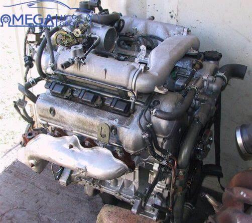 Двигатель на Suzuki Escudo H20A